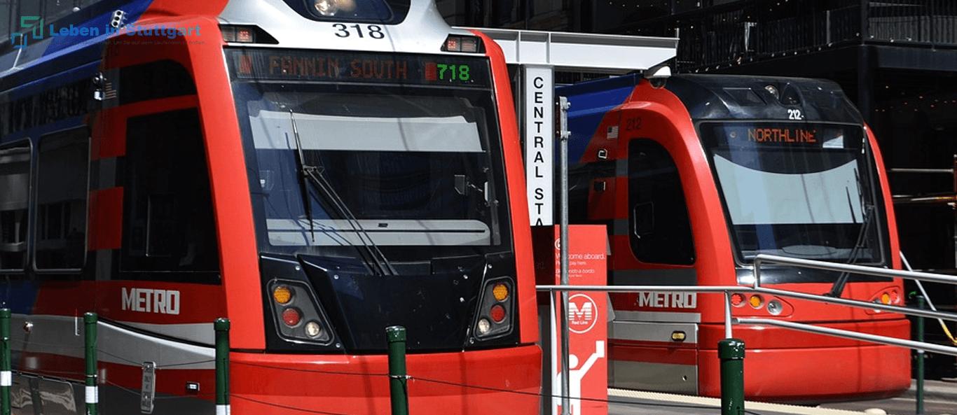 Deutschland nach Bahnarbeiterstreik auf dem Kopf gestellt